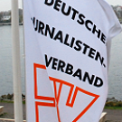 DJV Fahne Warnemünde [hprfoto]